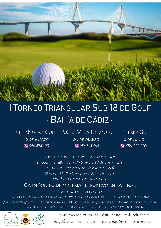 Sherry Golf Jerez Torneos