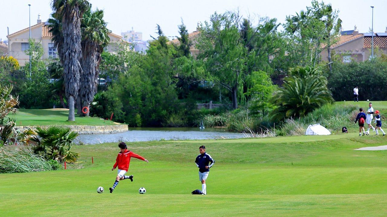 footgolf sherry golf jerez